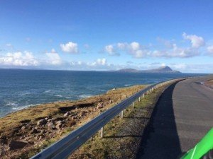 Ballina to Downpatrick Head