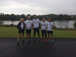 5km park run in Ballina