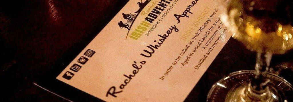 Rachel's Whiskey Appreciation Sessions
