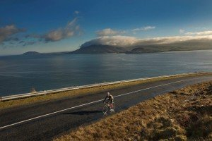 Cycling along Donegal's Wild Atlantic Way at THE RACE 2017
