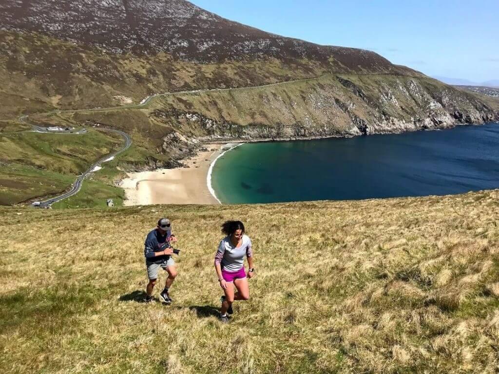 Call of the West Trail Run Achill Island