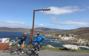 Cycling into the wilderness of Mayo Bangor Erris – Achill Island