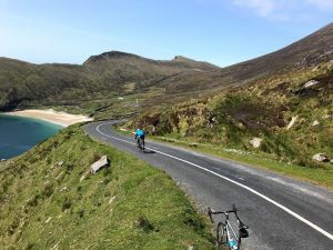 Explore Ireland by bike