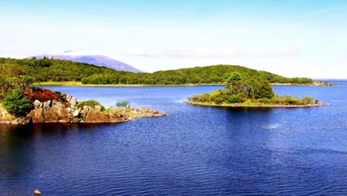 Discover Ireland by bike Lakes Tour