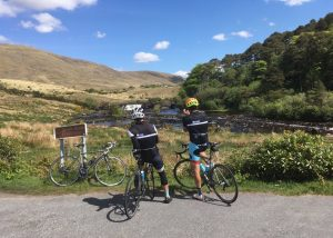 Discover Ireland by bike Westport