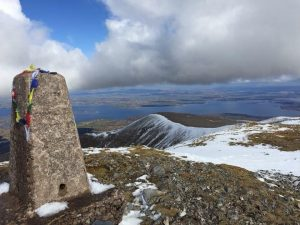 Nephin Mountain Trail County Mayo Ireland