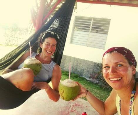 Coconut and hammock inclusive