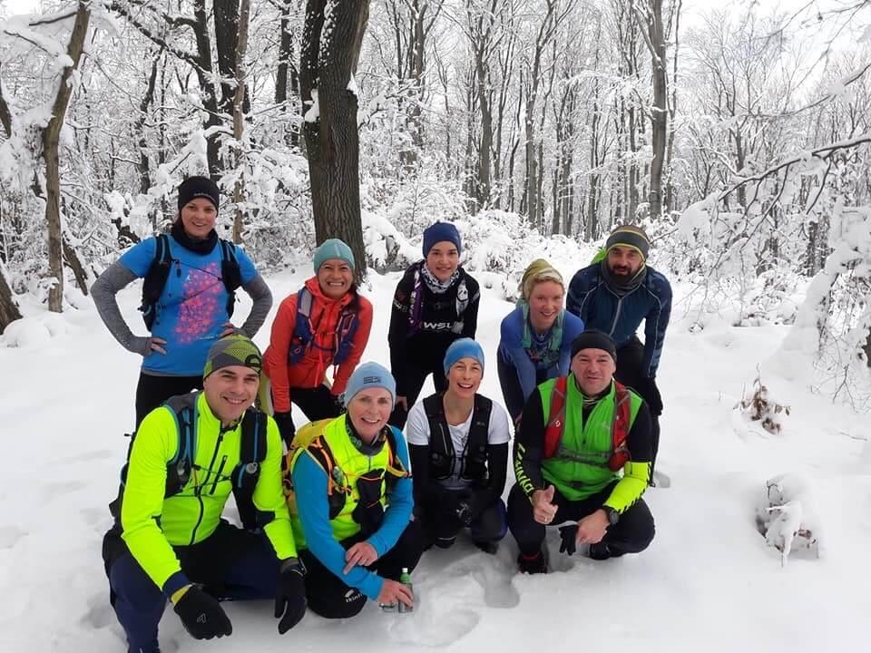 Trail running in Austria