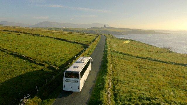 Bus Tours Ireland