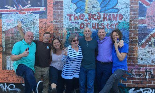 Belfast guided tour Rachel's Irish Adventures