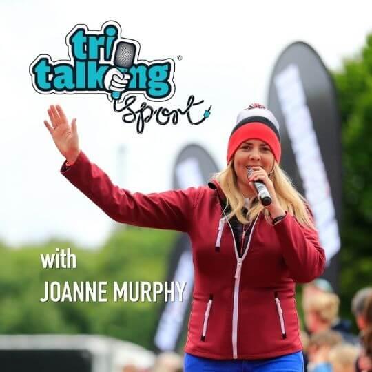 Tri Talking Sport with Joanne Murphy