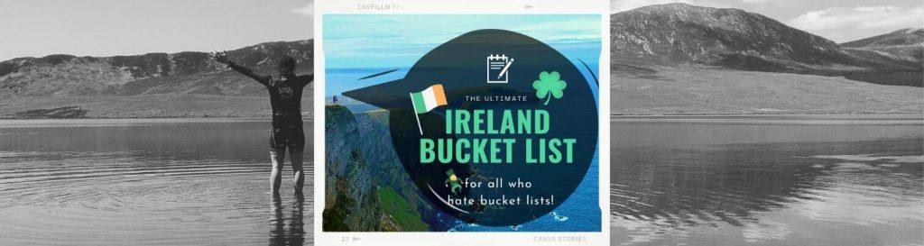 Ireland Bucket List
