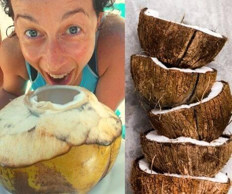 Adventure Racing Food Tips Coconut