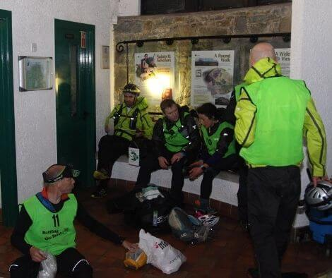 Adventure Racing Tips Transition