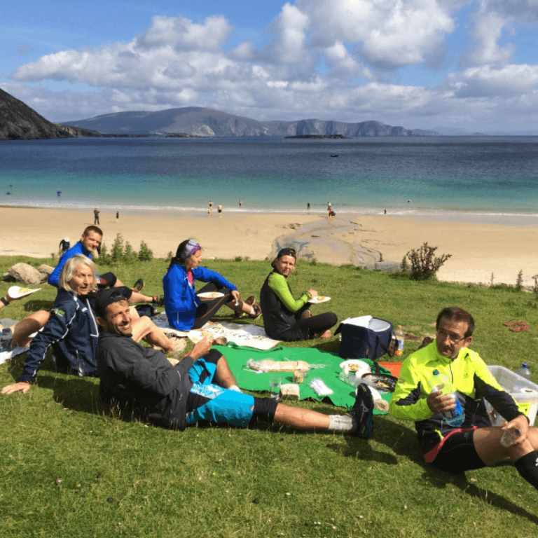 Picnic in stunning locations