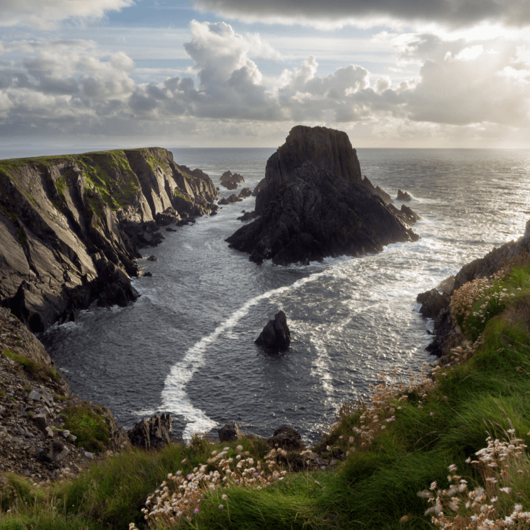 Plan a trip to explore the islands and cliffs of the emerald isle11