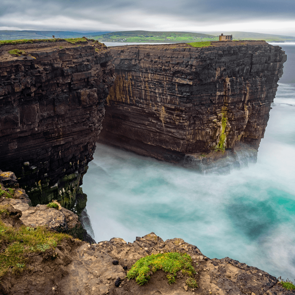 Plan a trip to explore the islands and cliffs of the emerald isle