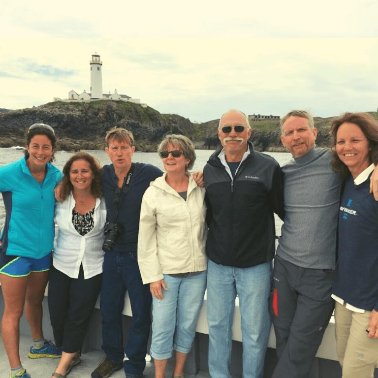Stress free group tours of Ireland