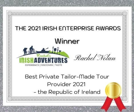 Best Private Tailor-Made Tour Provider 2021 - the Republic of Ireland