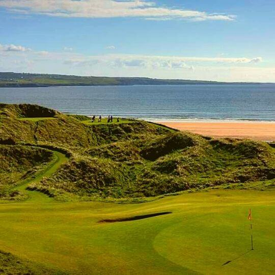 Golf and Travel in Ireland